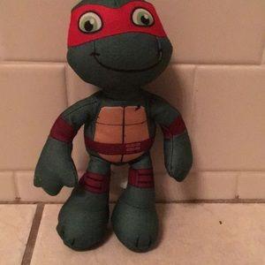 Teenage Mutant  Ninja Turtles Raphael Plushie